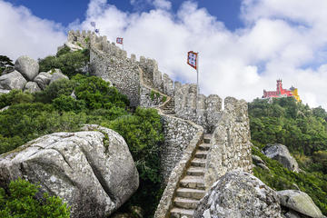Sintra: Castle of the Moors...