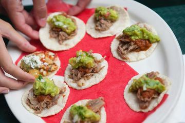 Los Angeles Farmers Market recorrido gastronómico a pie para grupos...