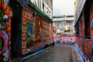 Excursão a pé ao centro de Melbourne