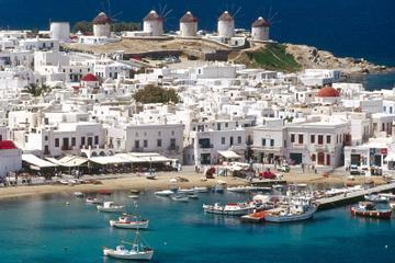 4 notti nelle isole greche da Atene