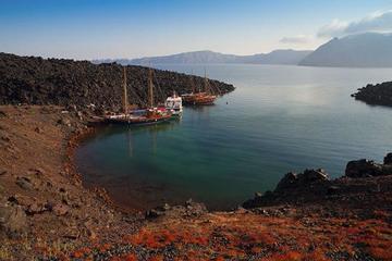 Escursione a terra di Santorini: tour privato del vulcano Thera e
