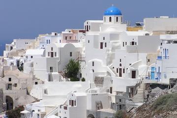 Excursión por la costa de Santorini...