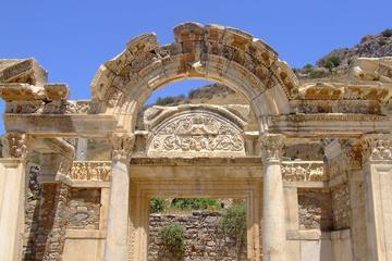 Excursion à Izmir: visite privée d'Éphèse et de la Maison de la...