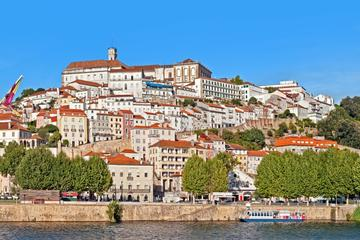 Coimbra Hop-On Hop-Off Tour and Mondego Cruise