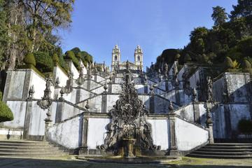 Excursion d'une journée à Guimarães et Braga au départ de Porto...
