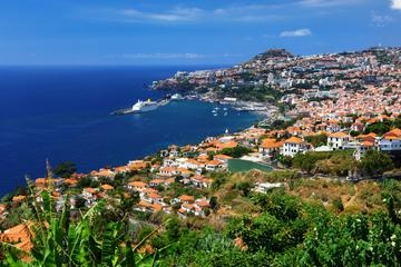 Funchal Hop-On Hop-Off Tour 3 in 1...