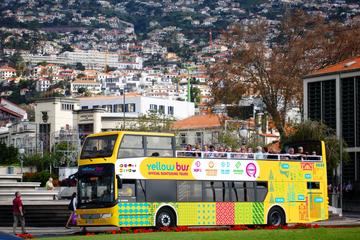 Funchal Hop-On Hop-Off Tour 3 in 1
