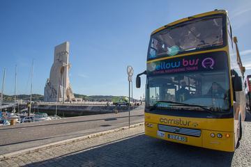 Hoppa på/hoppa av-rundtur i Lissabon: 48-timmarsbiljett