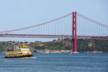 Lisbon Yellow Boat-rundtur med hop on hop off