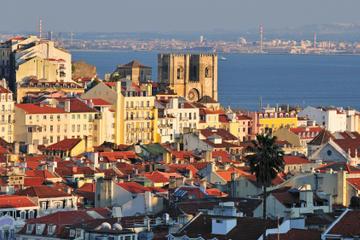 Lissabon-Kombination: Hop-On Hop-Off Tour mit 4 Routen einschließlich...