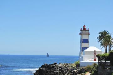 Viagem de meio dia por Sintra, Palácio da Pena e Cascais, saindo de...
