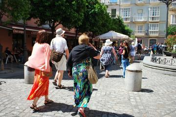 Cádiz Landausflug: Geführte Spaziergänge in einer kleinen Gruppe...
