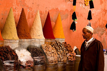 Morocco Day Trip from Cadiz or Jerez...