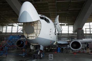 Tour della fabbrica Boeing da Seattle