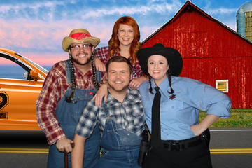 Book 2 Hour Moonshine Murders Dinner and Show on Viator