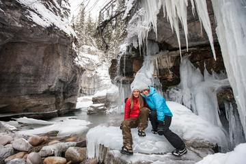 3-Hour Maligne Canyon Ice-walk from...