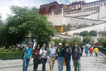 4-Day Lhasa City Essential Group Tour including Hotel and Welcome...