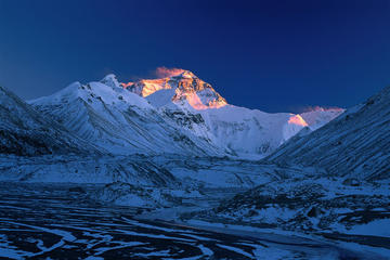 8 Days Lhasa Gyantse Shigatse Mt Everest Group Tour