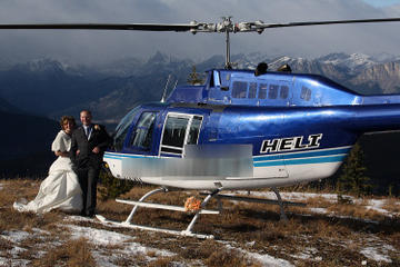 Best Private Tour Canadian Rockies Romance Helicopter