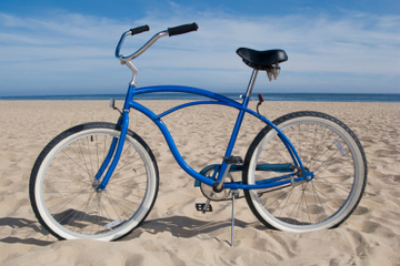 Alquiler de bicicleta de día completo...