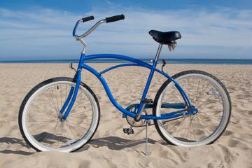 Aluguel de bicicleta por um dia todo em South Beach