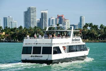 Miami Boat Tour of Millionaire' Row...