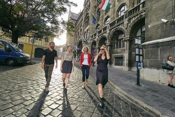 6-Person Budapest Castle Tour