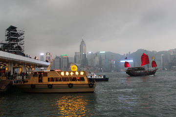 Contemporary Culture Hong Kong Evening Tour with Local Expert