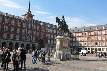 Excursão a pé Madri através dos...