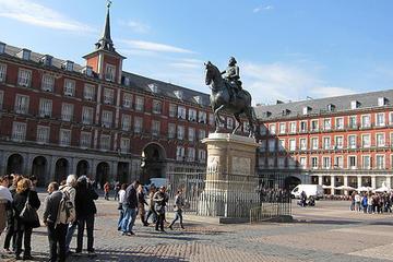 Recorrido a pie por Madrid a lo largo de los siglos