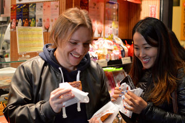 Scholar-led Private Nishiki Market Walking Tour