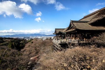 Spaziergang durch Kyoto mit einem wissenschaftlichen Reiseführer...