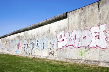Visite pédestre guidée en Guide historien du mur de Berlin