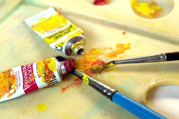 Workshop particular sobre pintura de...