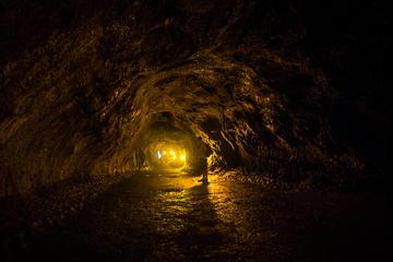 コナ発、夜の火山探検