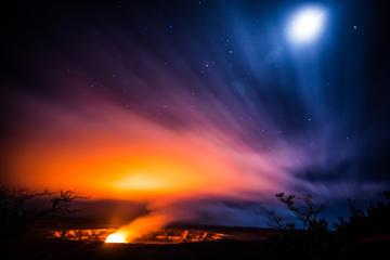 Abend Vulkan Explorer von Hilo