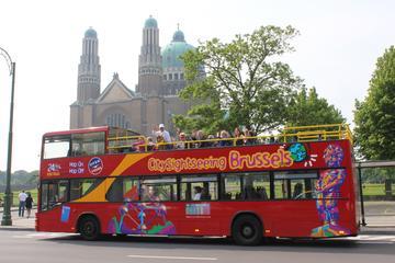 Excursão em ônibus panorâmico por Bruxelas