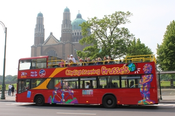 Hop-on-Hop-off-Tour durch Brüssel
