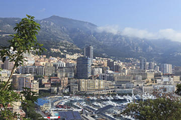 Cannes Shore Excursion: Monaco and Eze Tour