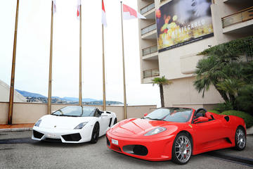 Double Supercar Blast Experience from Monaco