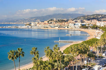 Excursão de meio dia para grupos pequenos a Cannes, Antibes e St Paul...
