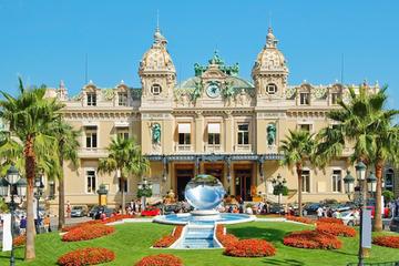 Excursão privada: Excursão turística de meio dia em Mônaco e Eze
