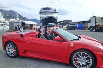 Excursão terrestre em Mônaco: experiência no carro esporte da Ferrari