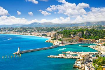 Excursión de medio día para grupos pequeños a Niza desde Mónaco