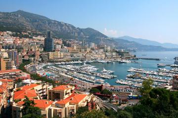 Excursión para grupos pequeños: Excursión de medio día de Mónaco y Eze