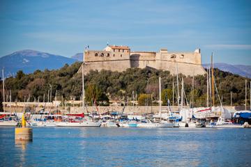 Excursión por la costa de Cannes: Excursión de un día para grupos...