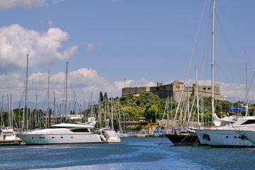 Excursión por la costa de Cannes: Excursión para grupos pequeños a...