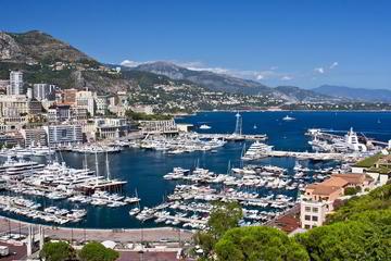 Excursión por la costa de Mónaco...