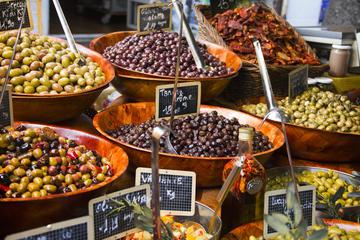 Excursion culinaire en petit groupe à Nice au départ de Monaco