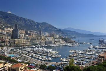 Excursion privée d'une demi-journée à Monaco, Èze et La Turbie au...